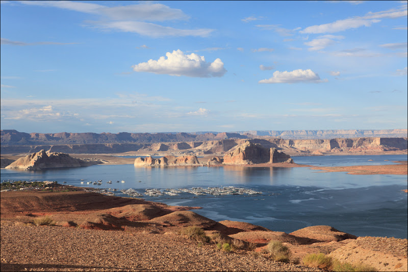 Wahweap Overlook - Lake Powell