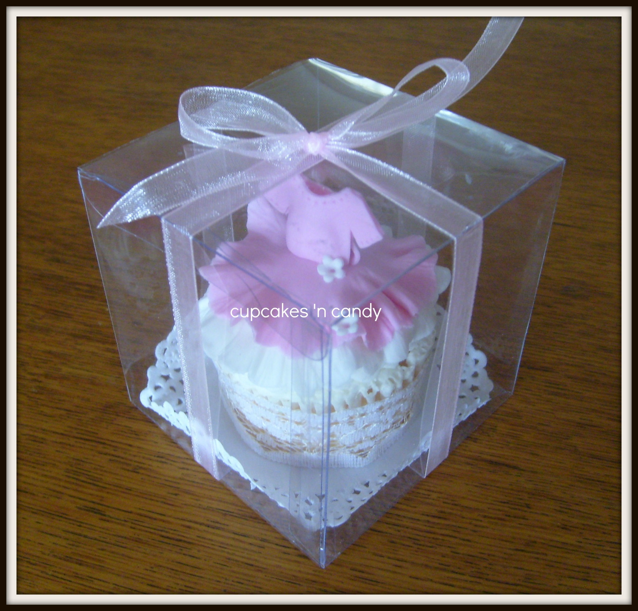 neo s baby shower cupcakes category cupcakes description packaged