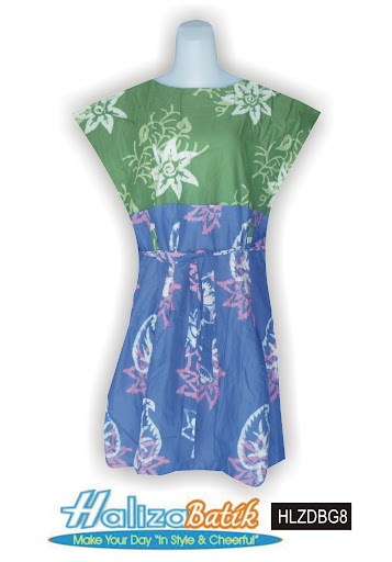 Batik Seragam, Baju Dress, Batik Dress
