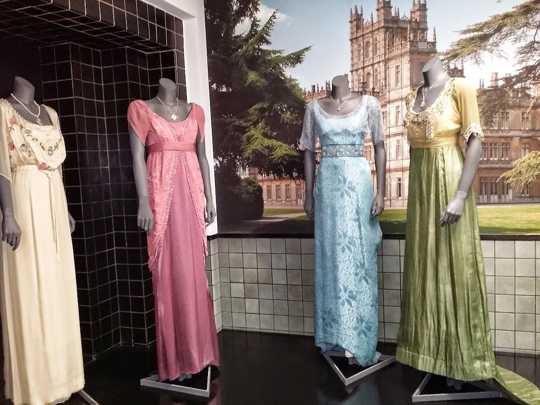 Downton Abbey: Les robes et le lieu de tournage