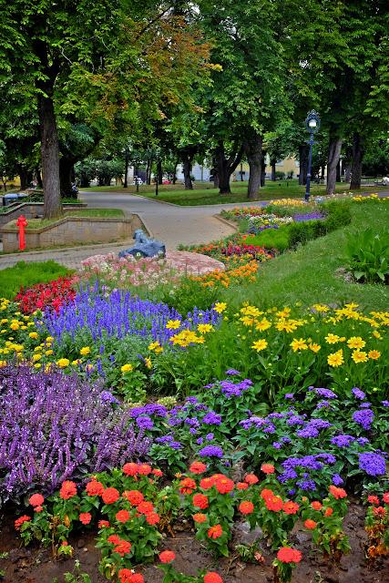 Pécs in Hungary