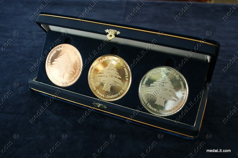 Lebanese Presidency Medals