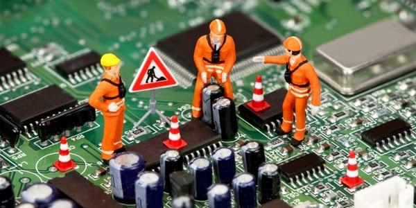 panduan membaiki barang elektrik