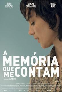 Filme Poster A Memória Que Me Contam DVDRip XviD & RMVB Nacional