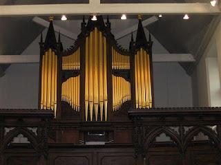 Christ's Chapel Dulwich