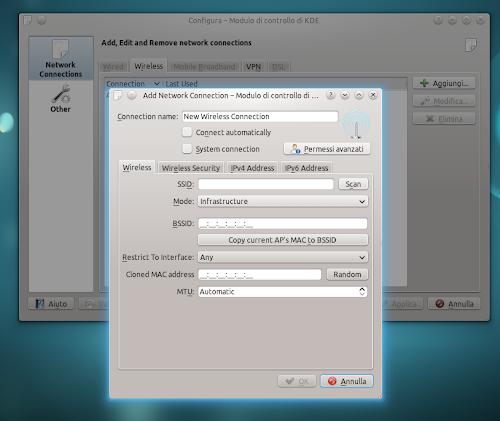 Kubuntu 12.04 Precise LTS - Network Manager