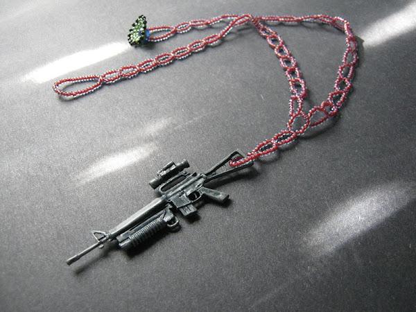 G.I. Joe Pendant