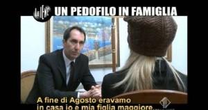 un pedofilo in famiglia