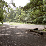 Car park at Garawarra farm (34040)