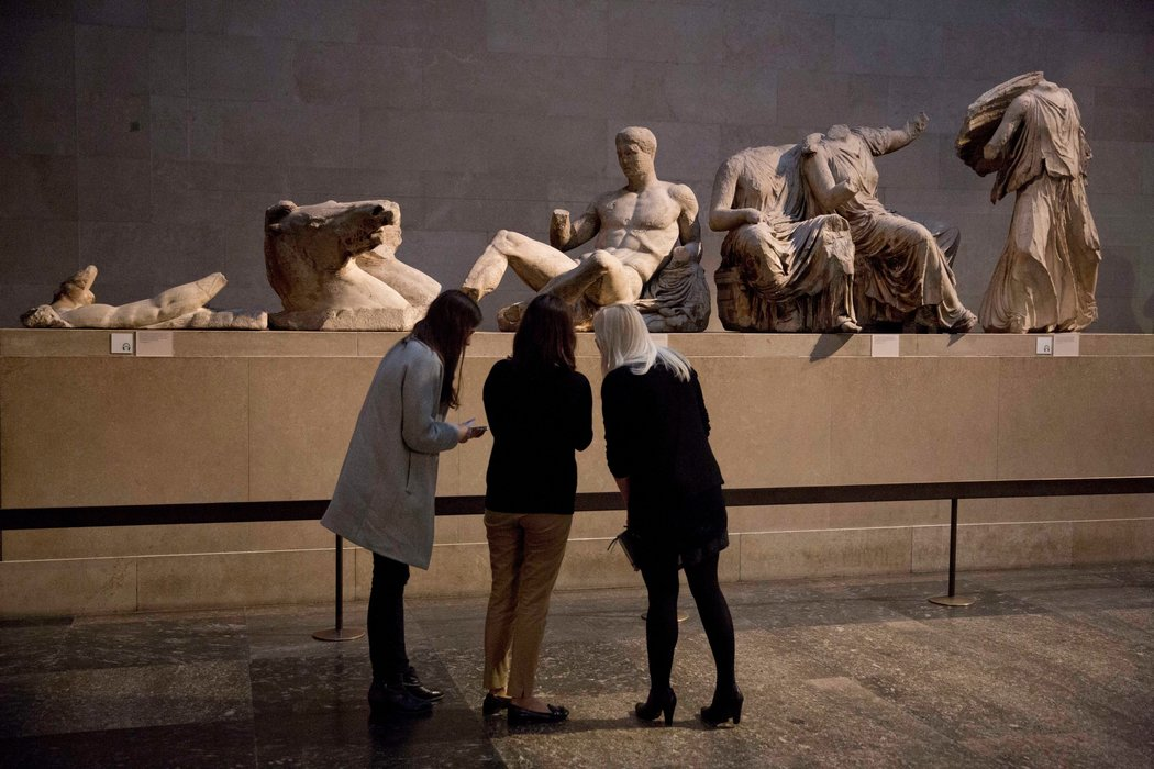 Southern Europe: UNESCO Commission calls for solution to the issue of the Parthenon Sculptures
