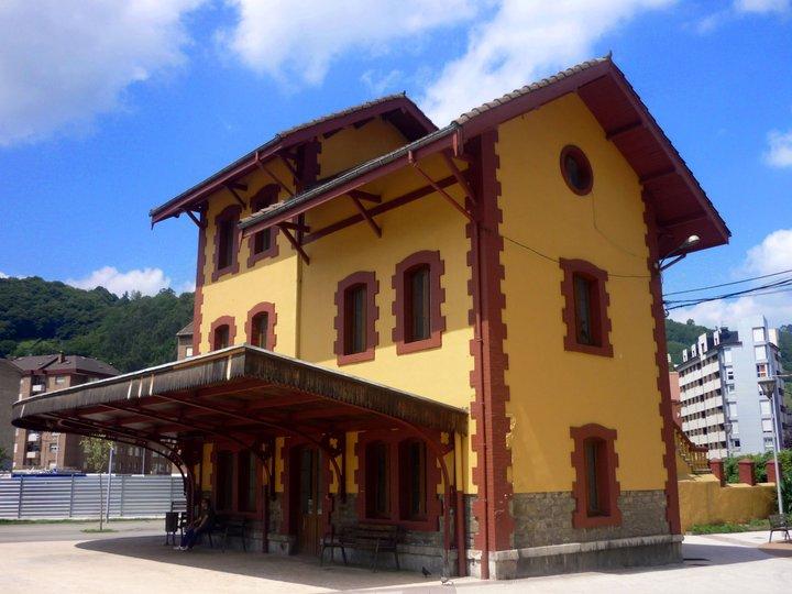 Antigua Estación El Vasco