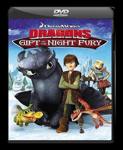 Dragones: El Obsequio de la Furia Nocturna - Dvdfull - Español Latino