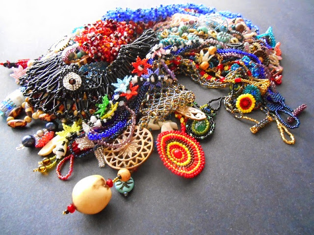 Culled Necklaces 2015