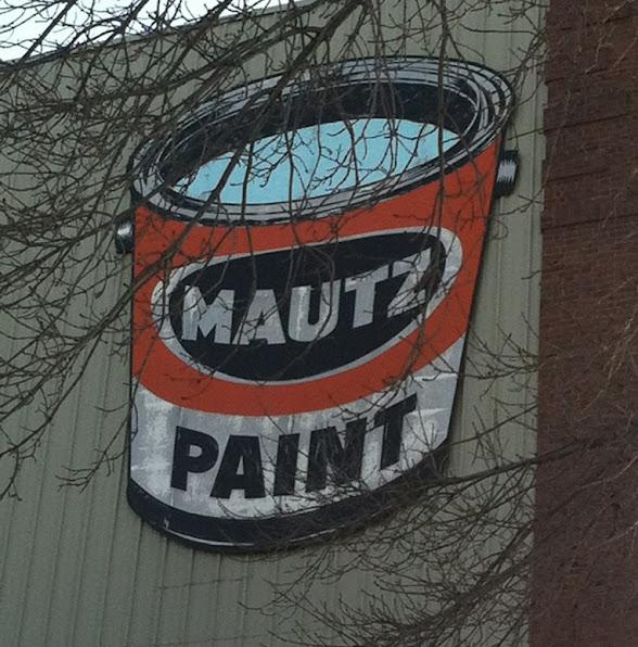 Mautz Paint Building