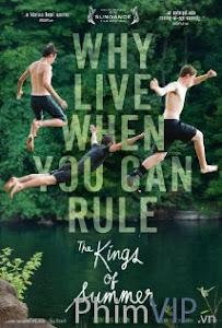 Mùa Hè Bá Đạo - The Kings Of The Summer poster