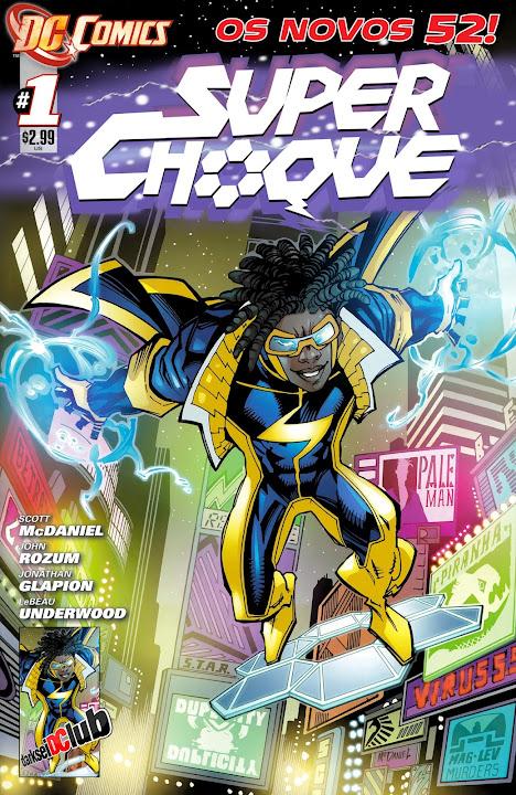 Super Choque (Os Novos 52)