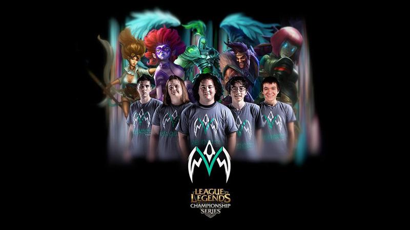 Poster tuyệt đẹp về các đội tham gia LCS Mùa Hè 2013 - Ảnh 7