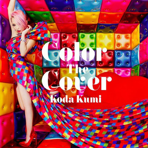 [Album Review] Koda Kumi - Color the Cover