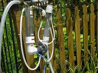 Water purifier Unit Photo