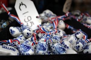 Souvenirs in Amsterdam