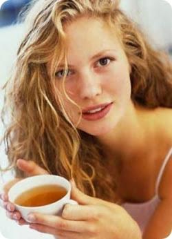 Чай в косметике