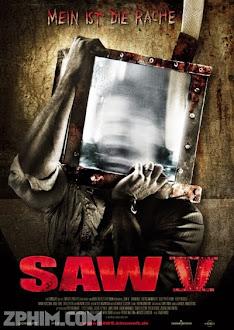 Lưỡi Cưa 5 - Saw 5 (2008) Poster