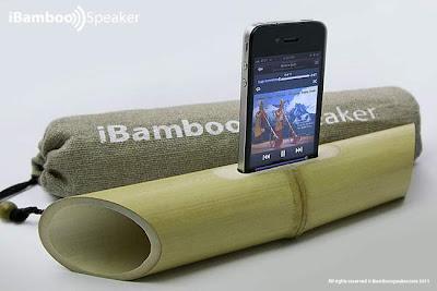 Amplificadores pasivos y ecológicos, haz que tu iPhone suene mejor de forma respetuosa