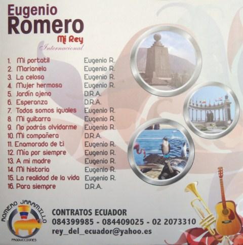 EUGENIO ROMERO - MI HISTORIA