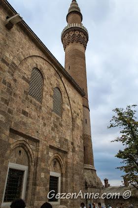 Bursa merkezdeki 600 yıllık Ulu Cami
