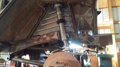FJ40 Inner Fender Wheel Wells
