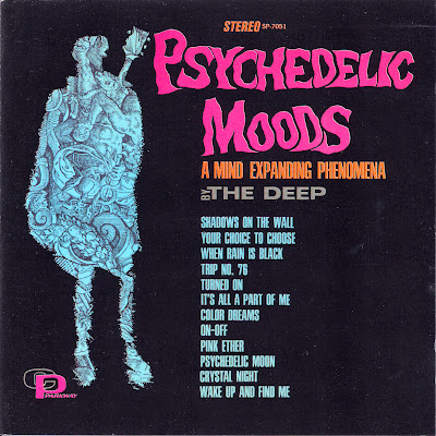 the Deep ~ 1966 ~ Psychedelic Moods