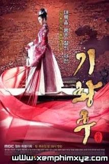 Xem Phim Hoàng Hậu Ki - VTV3 - Empress Ki