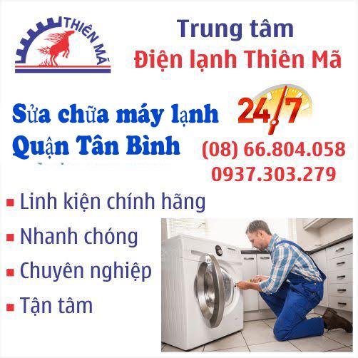 Sửa máy lạnh tận nhà tại Quận Tân Bình