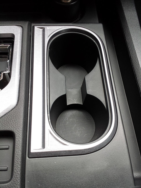 Chrome Around Cup Holders Shifter Page 5 Tundratalk