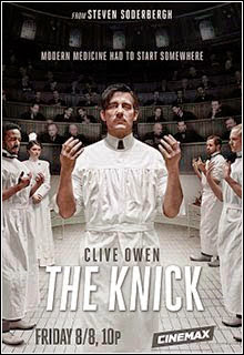 The Knick 1ª Temporada HDTV 720p + Legenda Capa