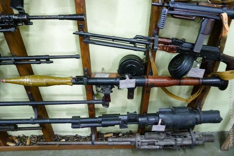 РПГ - Ручной противотанковый гранатомет