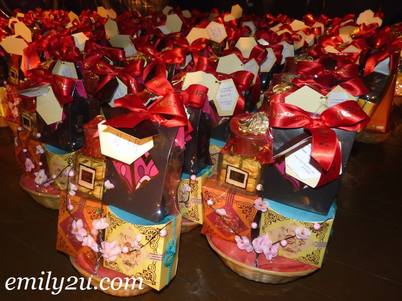 Project Care Love Cookie 2012 CNY Celebration