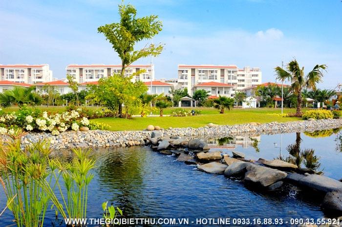 Bán Đất nền Biệt thự Nam Đô, Phú Mỹ Hưng, Quận 7 – BT55