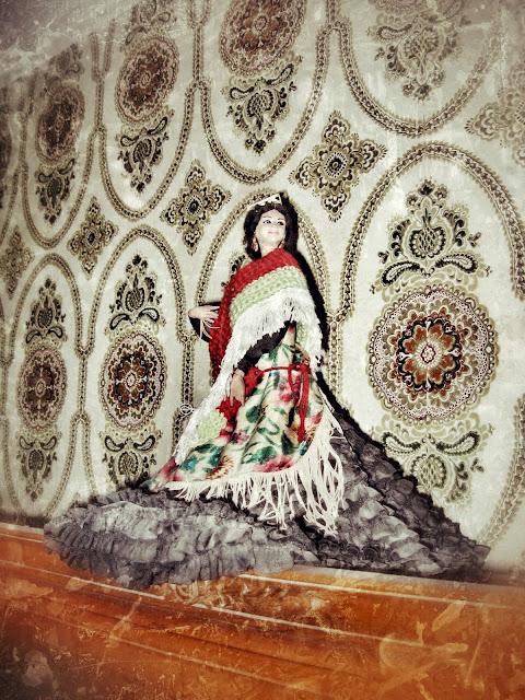 Nina de la Lola Flores (vintage)