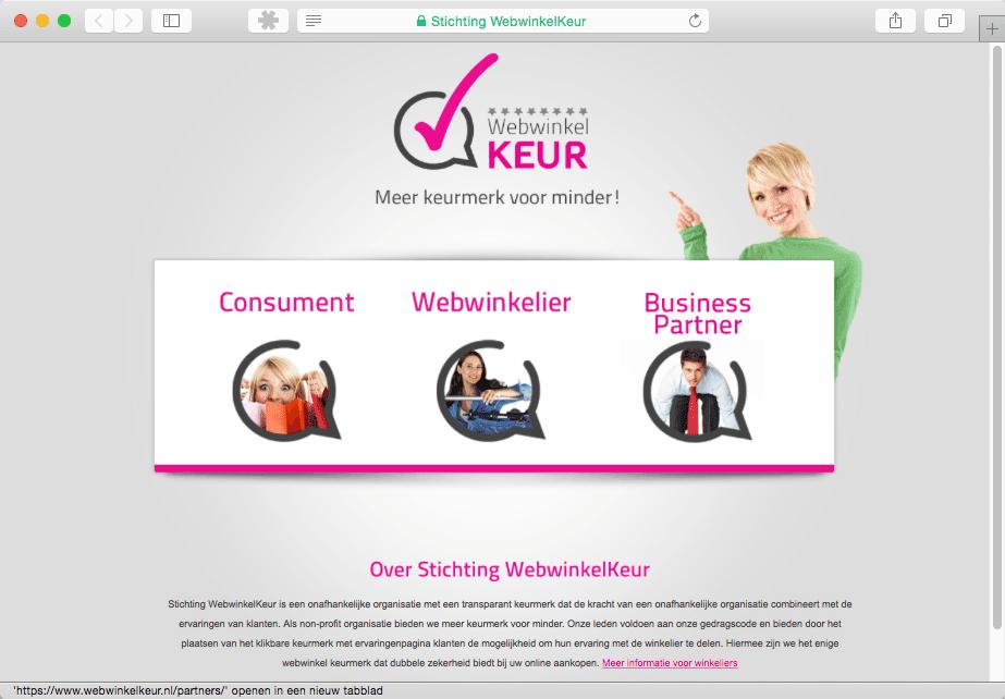 Stichting Webwinkelkeur