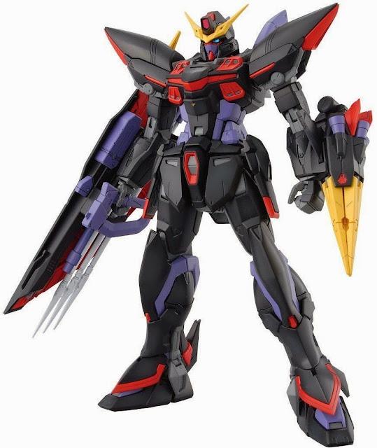 Blitz Gundam MG tỷ lệ 1/100 kích thước khi hoàn thành cao ~ 18 cm