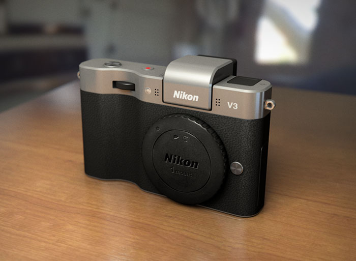 Nikon V3