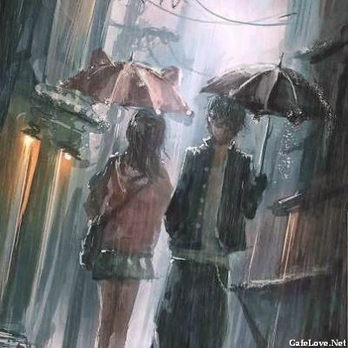 Gặp lại người yêu cũ trong mưa