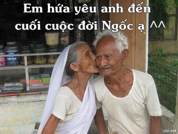 thơ vui vợ chồng già