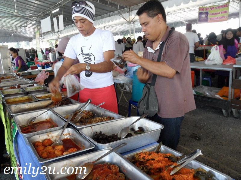 bazar Ramadan Ipoh