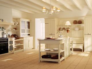 Shabby chic kitchen for Cucine stile inglese
