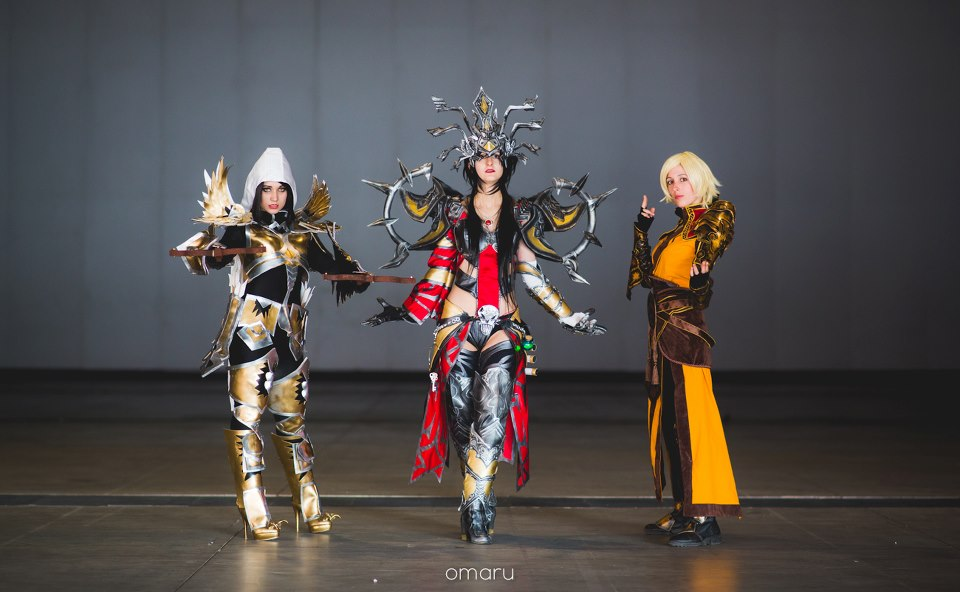 Bộ ảnh cosplay Wizard tuyệt đẹp của Sakura Flame