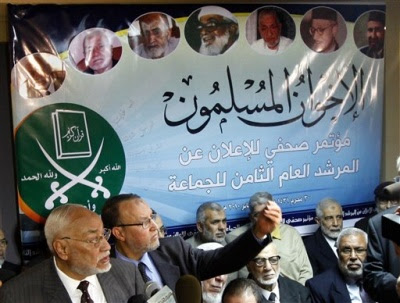 Muslim Brotherhood continues its rise to power in Egypt