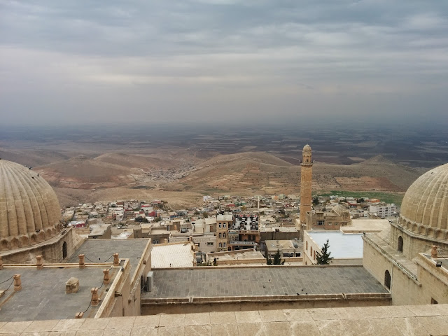 Mesopotamia view from Mardin