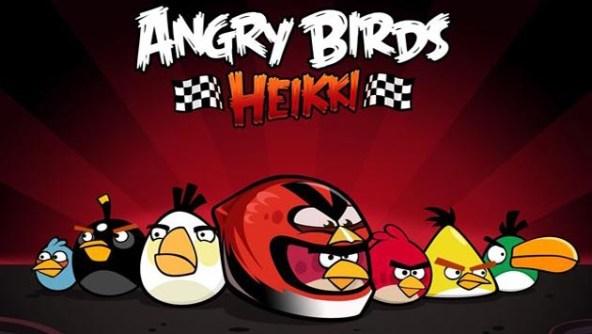 Ya puedes jugar Angry Birds Heikki online